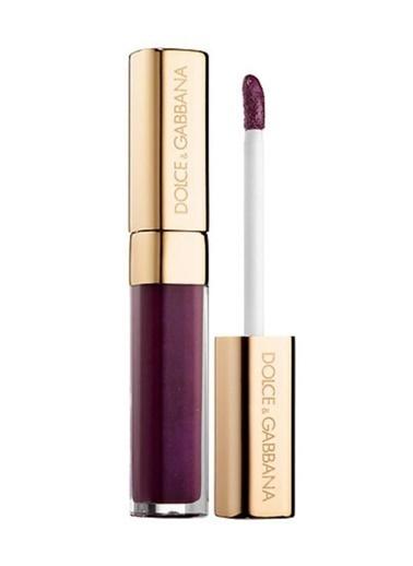 Dolce&Gabbana Dolce Gabbana Intense Colour Lipgloss 157 Purple Passion Ruj Pembe